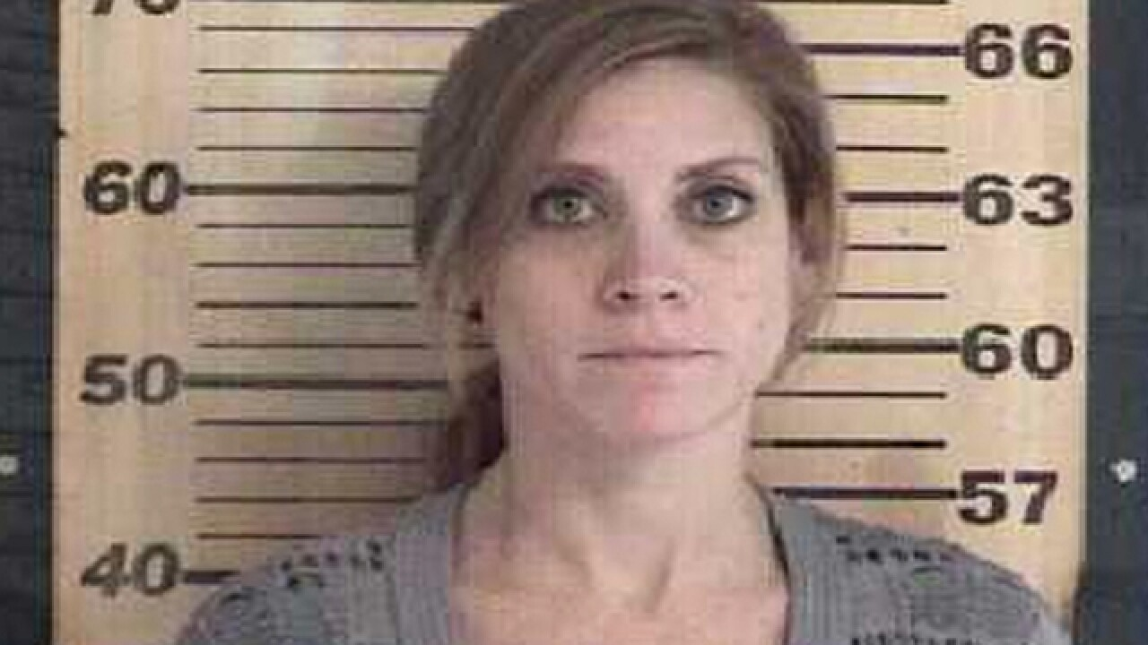 Warren County teacher charged with meth possession