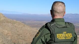 U.S. Border Patrol agents took more than 1,500 migrants into custody in 3 days