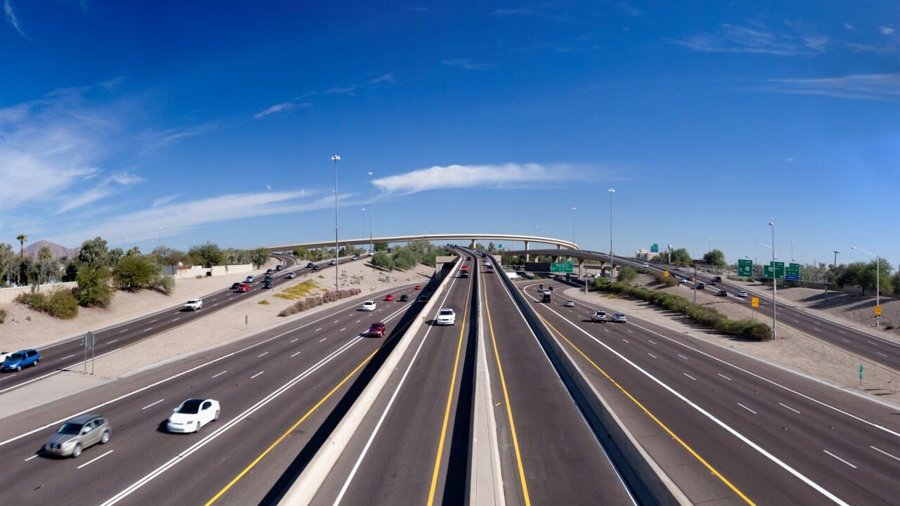 Phoenix Freeway generic  Interstate 10