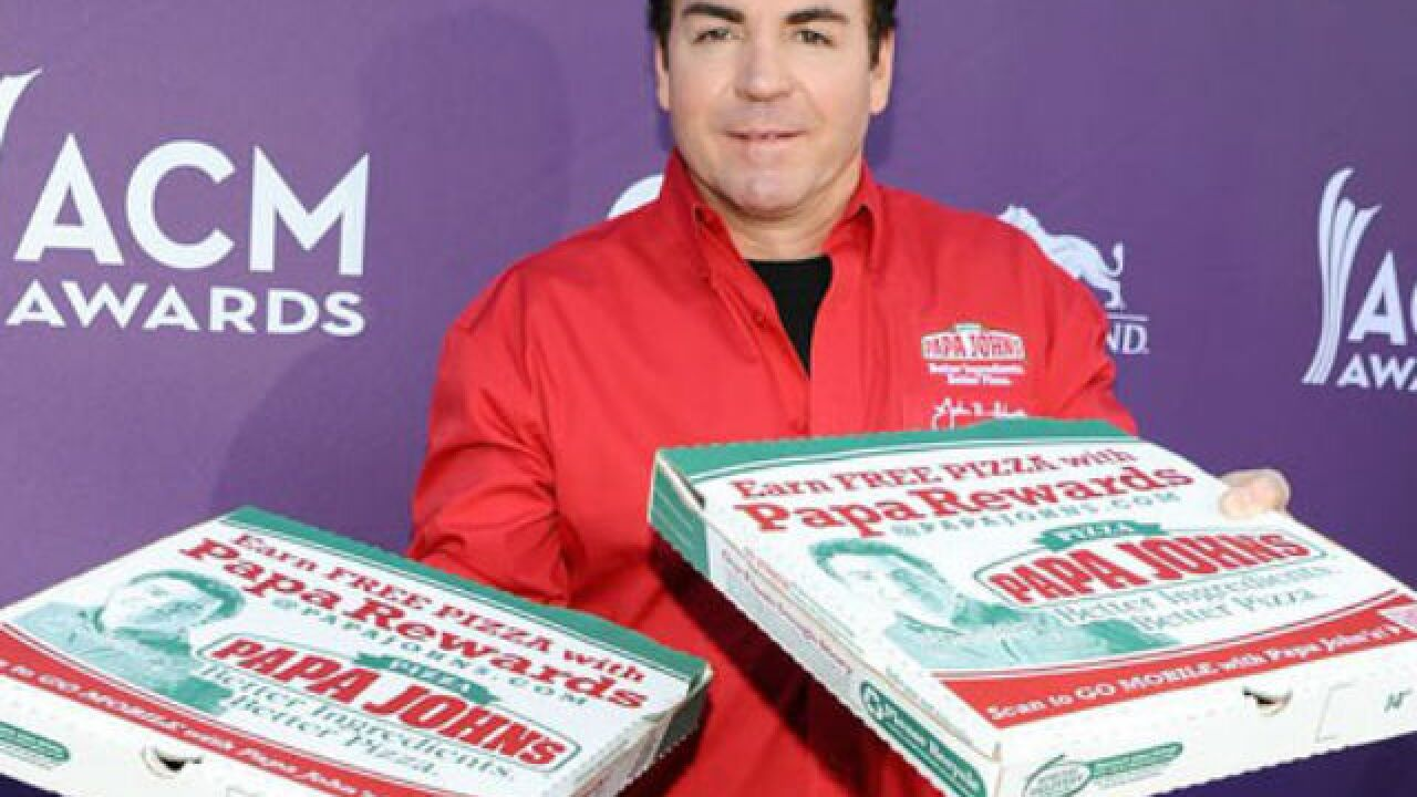 Papa John's founder resigns as chairman after reports he used the N-word