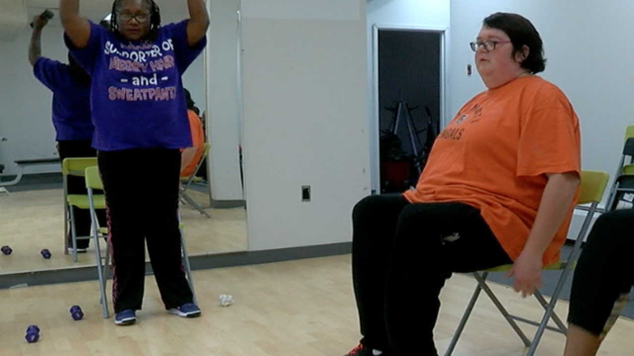 Roselawn gym focuses on more than just fitness