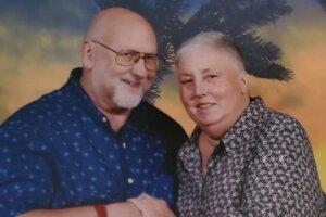Judy and David McClelland