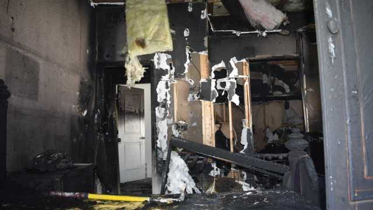 Family left without a home after morning fire