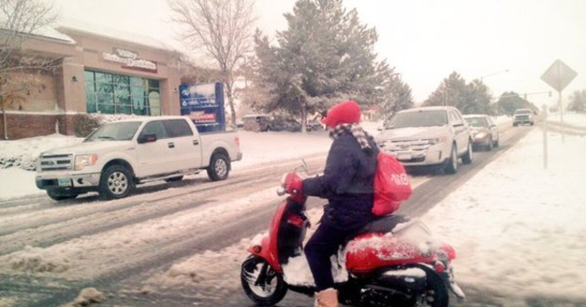 Driving You Crazy Does A 49cc Moped