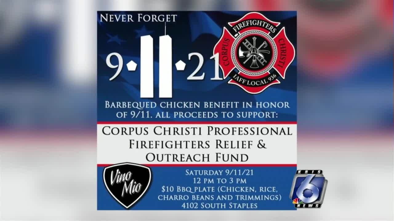 Benefit barbecue held on Saturday