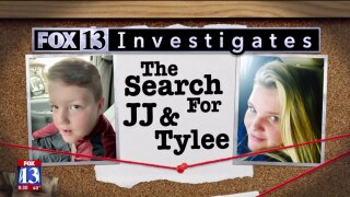 FOX 13 Investigates: The Search for JJ andTylee