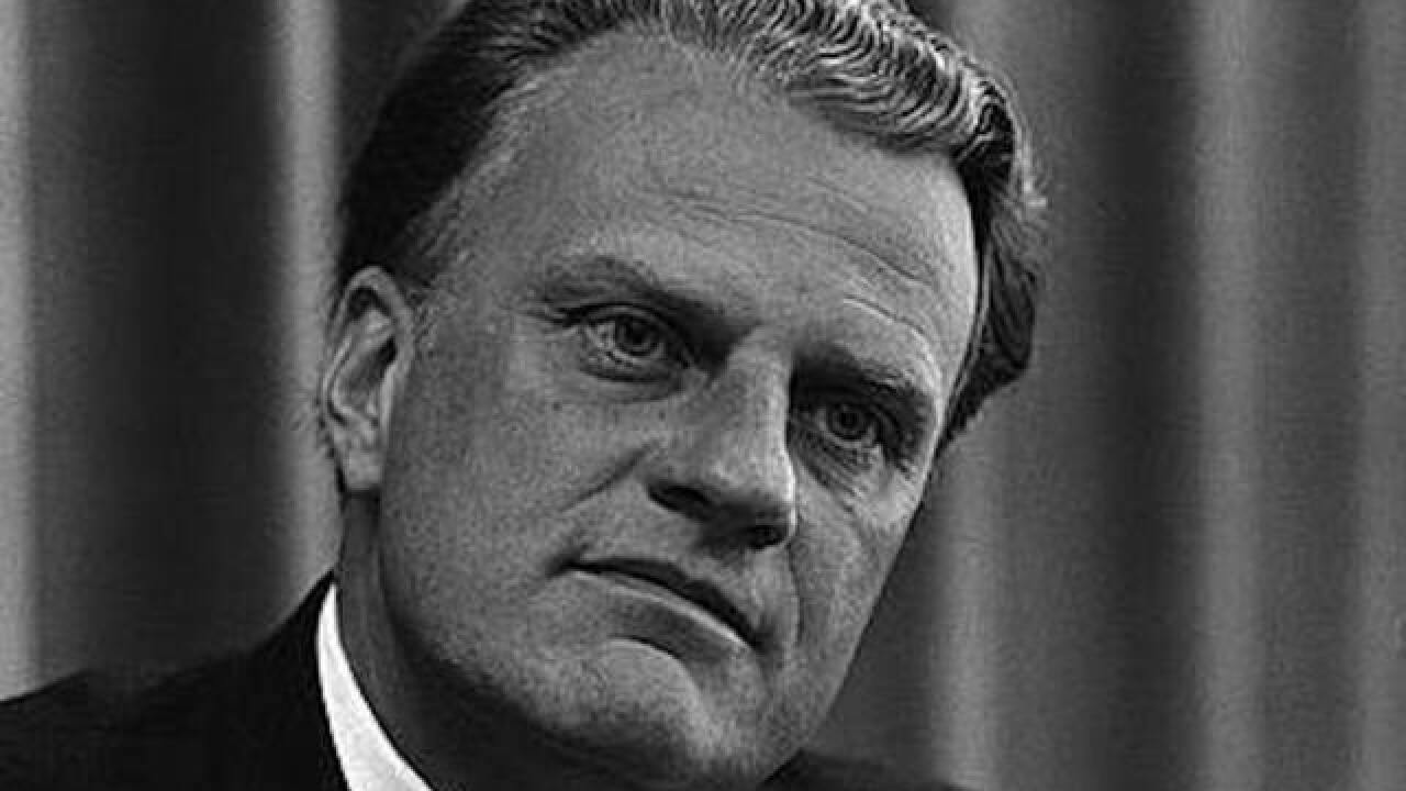 Billy Graham's impact: Quotes from the famous pastor