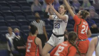 Air Force women's basketball upsets Colorado State