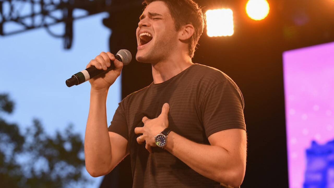 Chipotle says it's not to blame for Jeremy Jordan getting sick