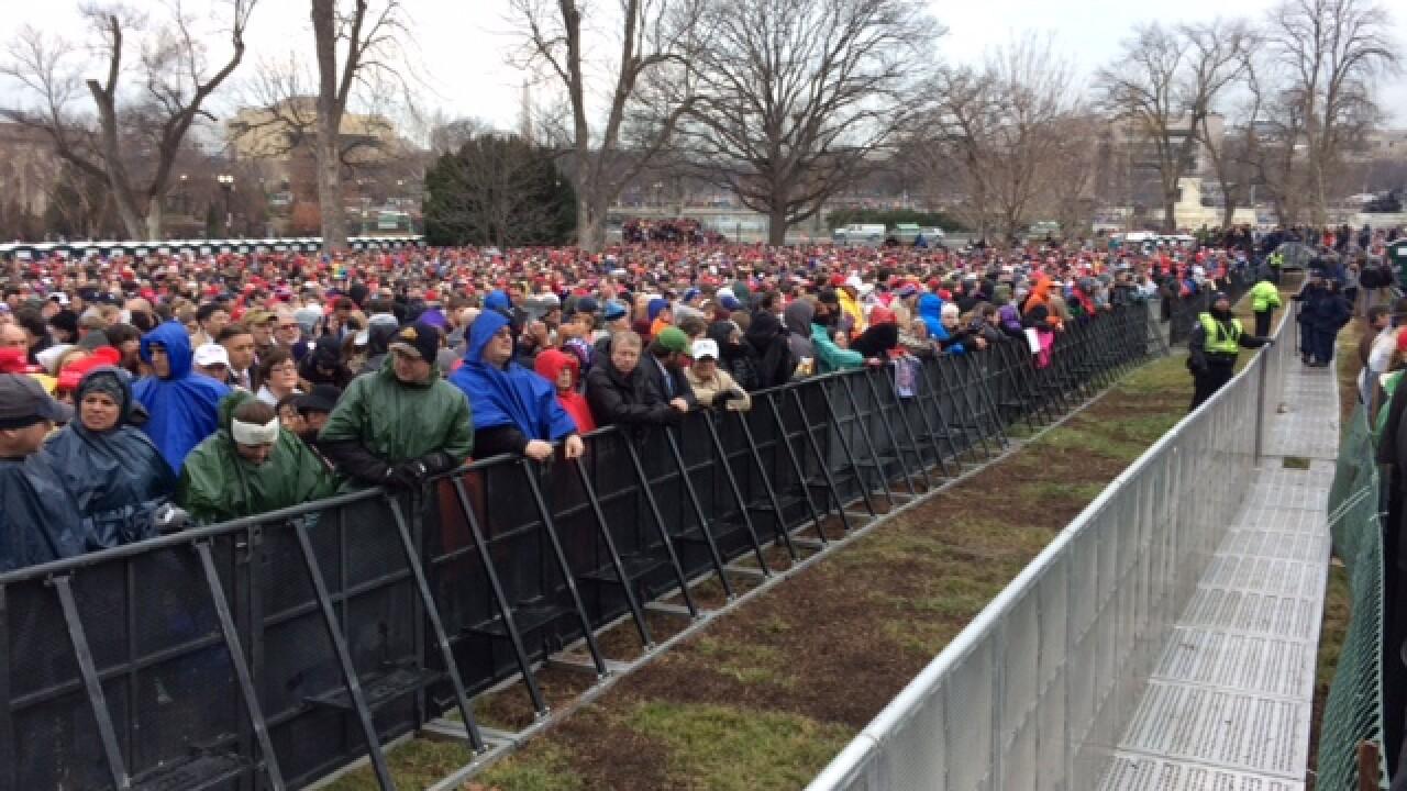 Live coverage: Inauguration Day in Washington DC