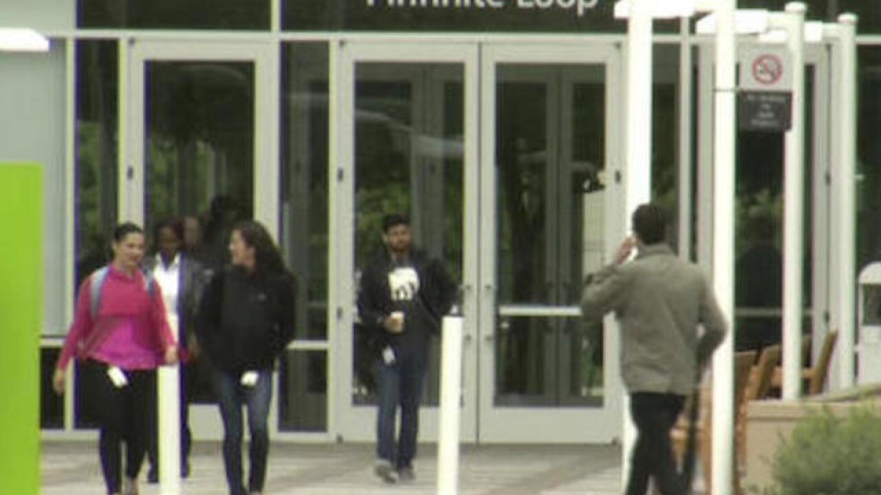 Apple employee found dead in conference room