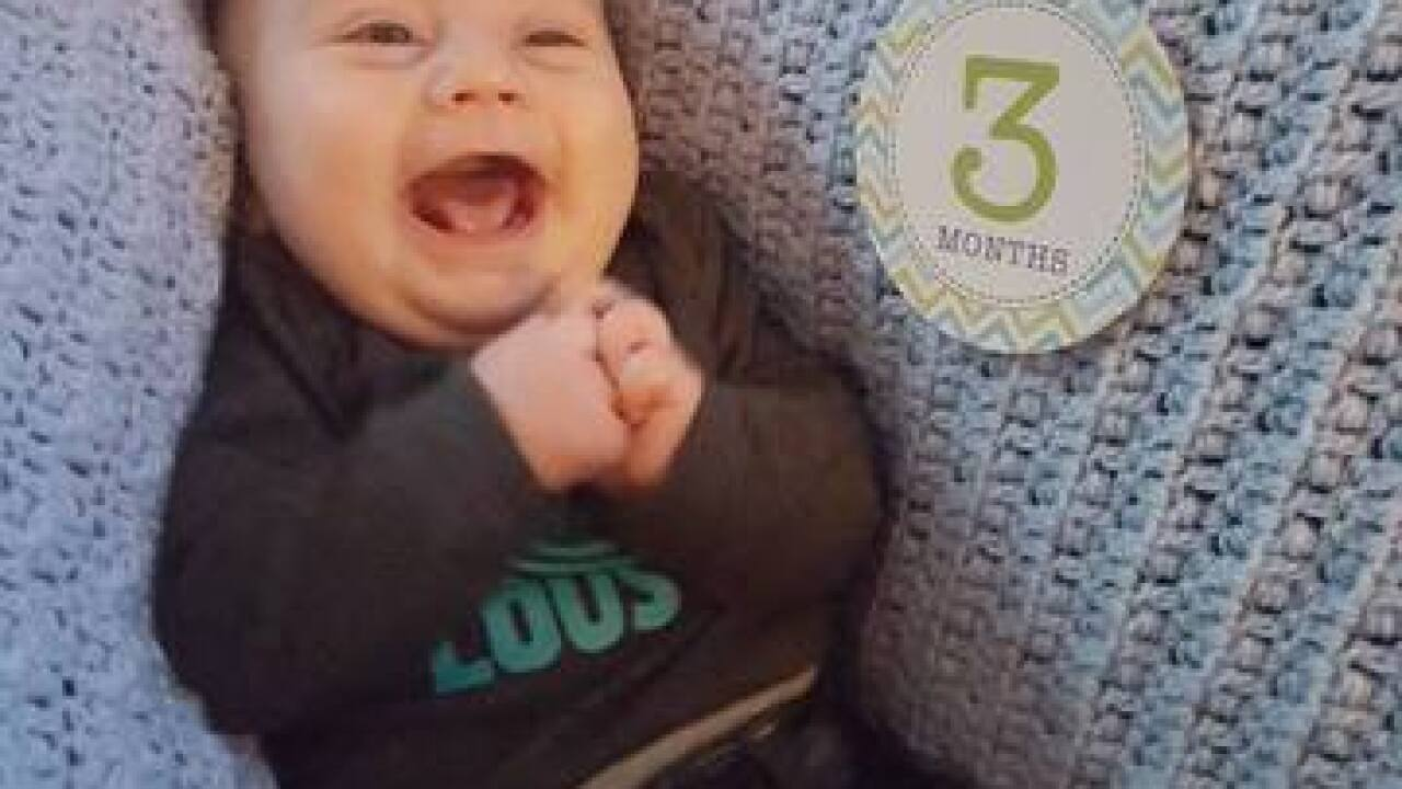 CUTE: Gerber baby has nothing on metro KC tots!
