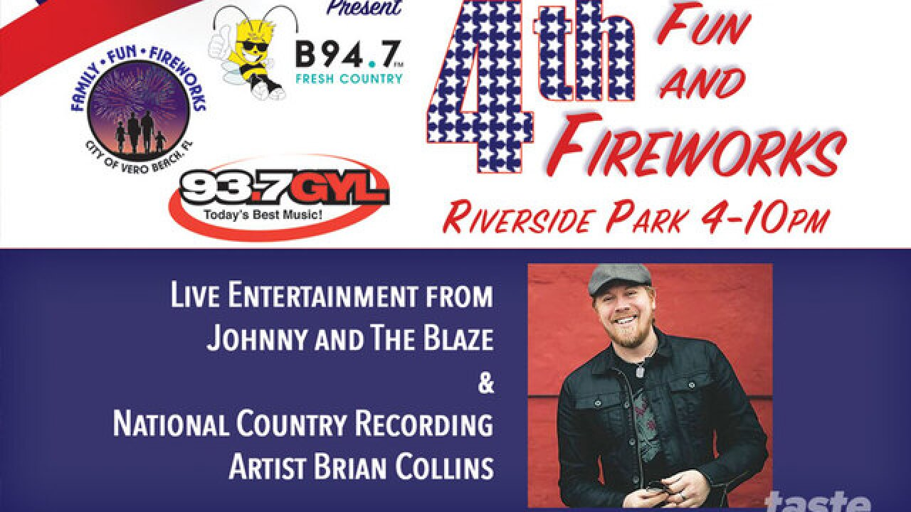 2017 South Florida Fireworks Show Guide for Palm Beach County and the Treasure Coast