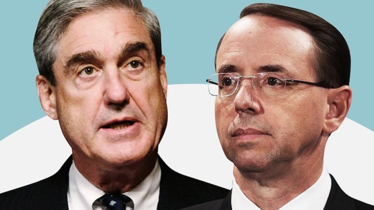Inside the frantic decision to open a Trump obstruction probe before Mueller got the job