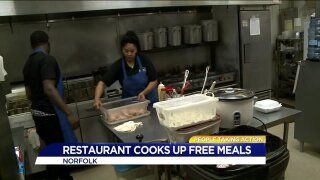 People taking action: Country Cooking Restaurant exemplifies southern hospitality