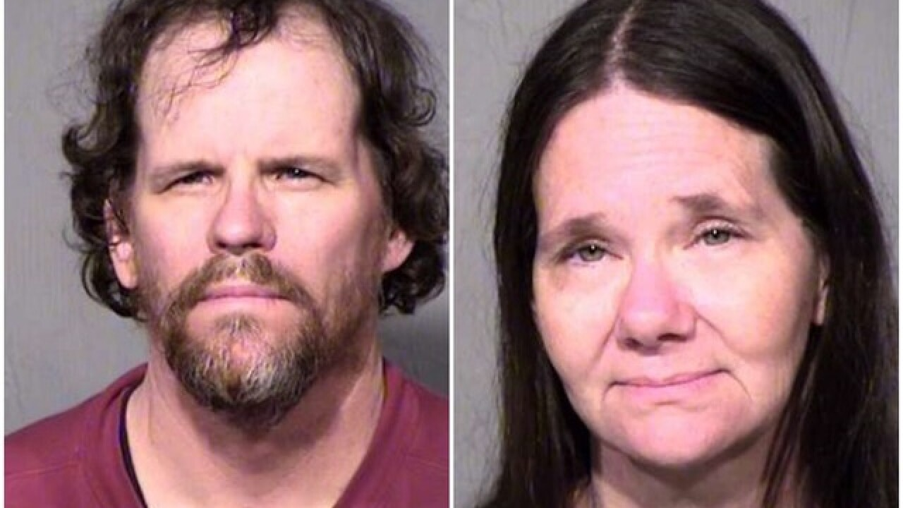 PD: Dozens of animals seized from PHX facility