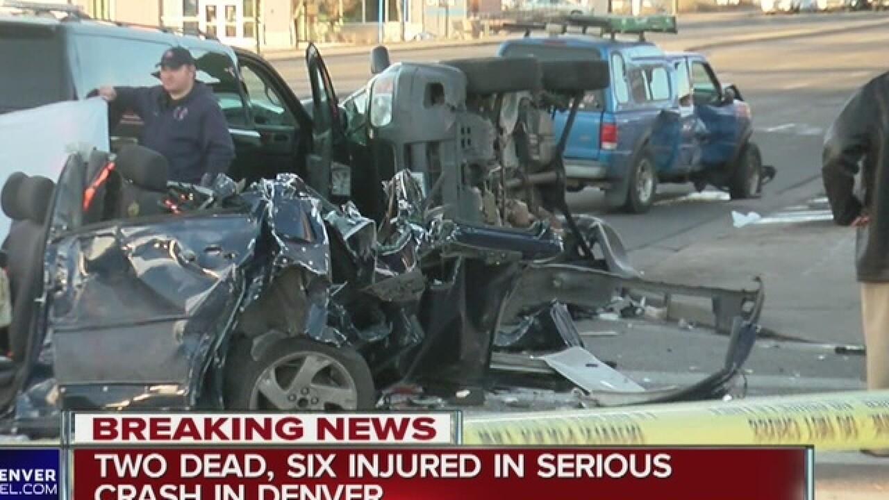 Cops ID driver in deadly crash on Colorado Blvd.