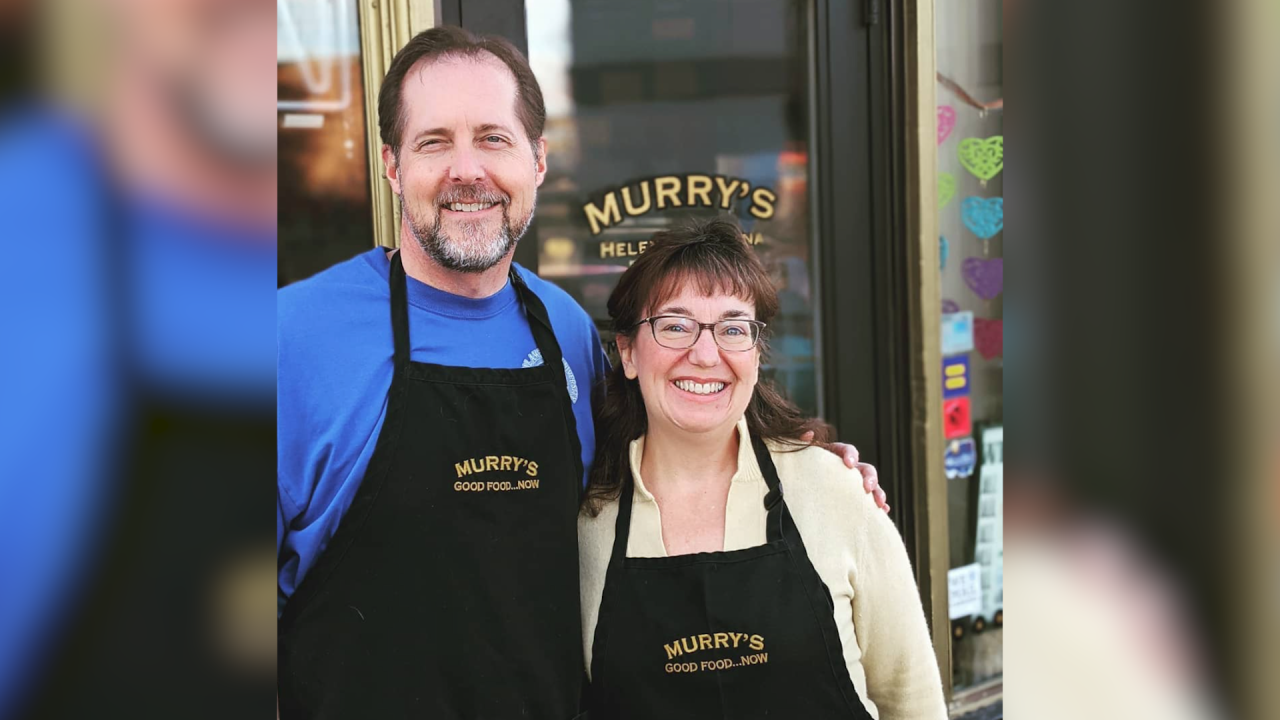 New Murrys cafe Owners