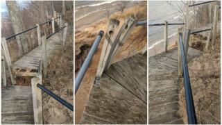 kirk park erosion damage 112819 4.jpg