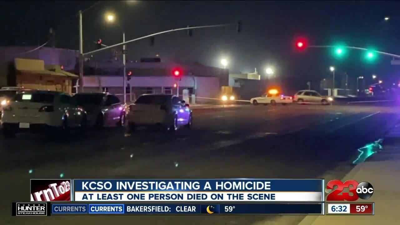 Cottonwood Rd Homicide
