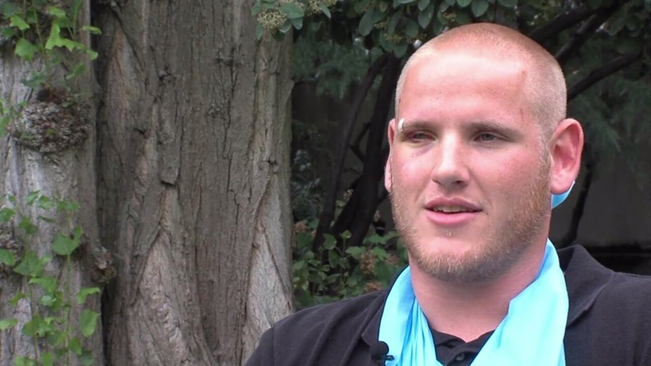 France train hero Spencer Stone stabbed in incident near Air Force base