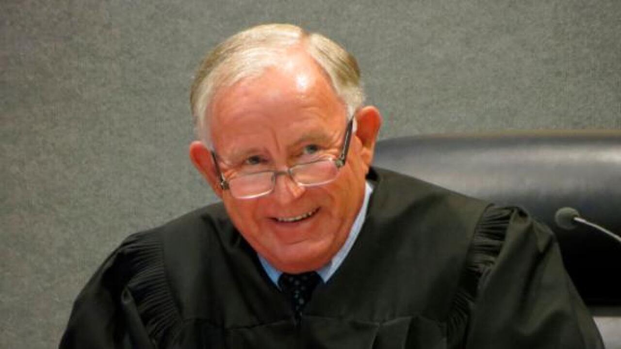 Judge disciplined for telling jury that he felt God wanted them to acquit sex trafficking defendant
