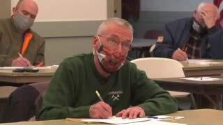 Veterans train as mentors for the Veterans treatment Court