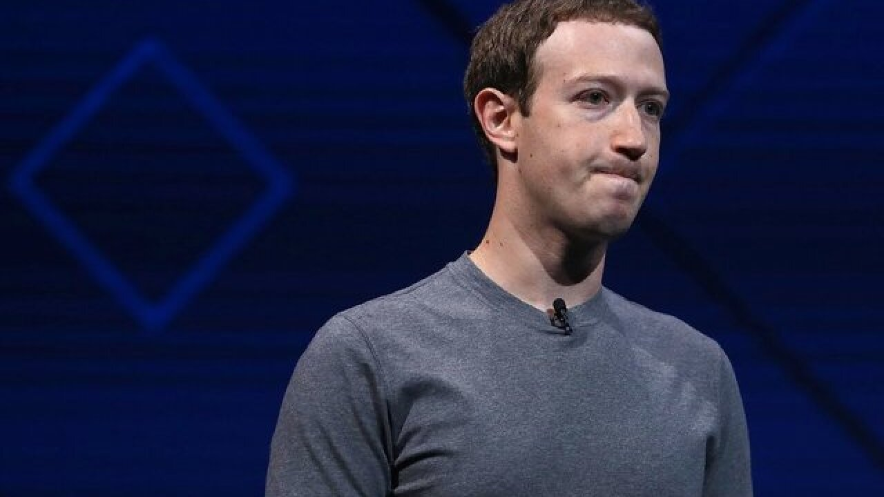 "CEO Mark Zuckerberg admits Facebook ""breach of trust"" in light of privacy scandal"