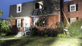 Triple Fatal Fire on Iverson Sreet in Hilcrest Heights
