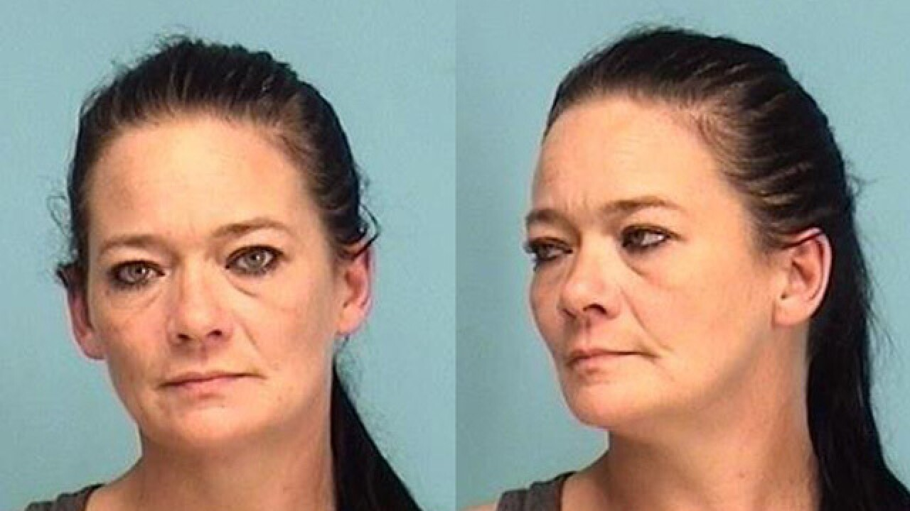 Woman arrested in Elyria for sugar possession