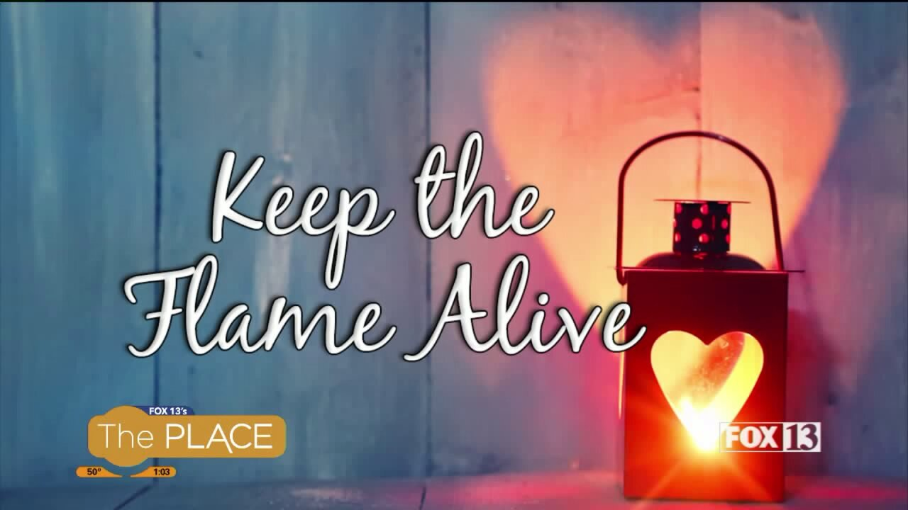 4 tips to keep the flame alive after having kids