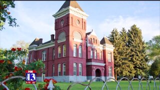 Uniquely Utah: Renovated courthouse in tiny town hosts large familygatherings