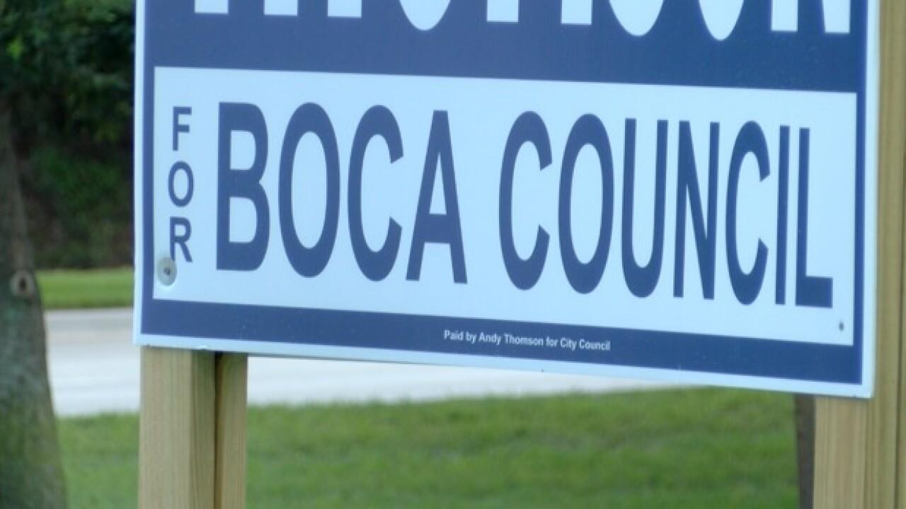 Recount called in close Boca Raton city council race