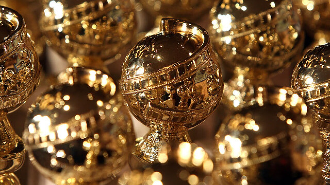75 years of Golden Globes celebrated this weekend; here's who is nominated