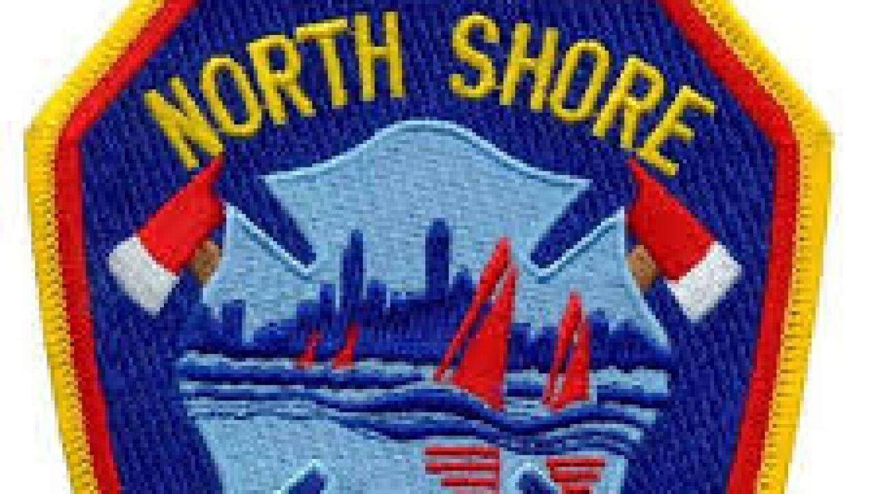 North Shore Fire Logo