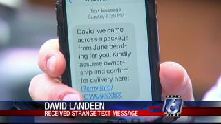 Dont-Waste-Your-Money-strange-text-message