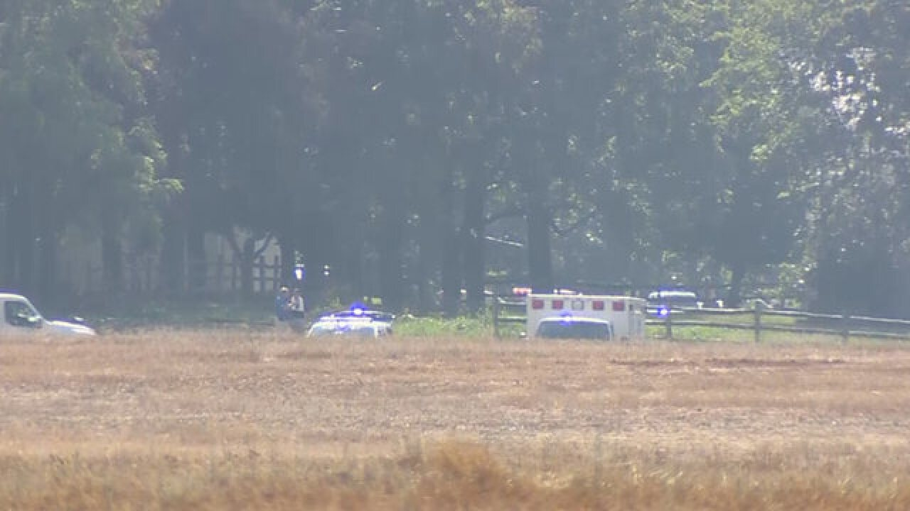 Reports Say A Blue Angels Plane Has Crashed