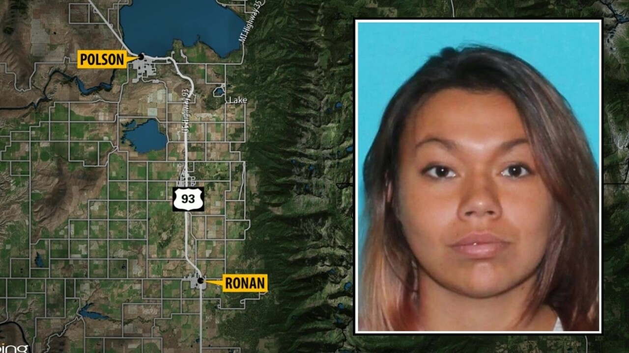 Sheriff's Office searching for woman who may have been in a crash