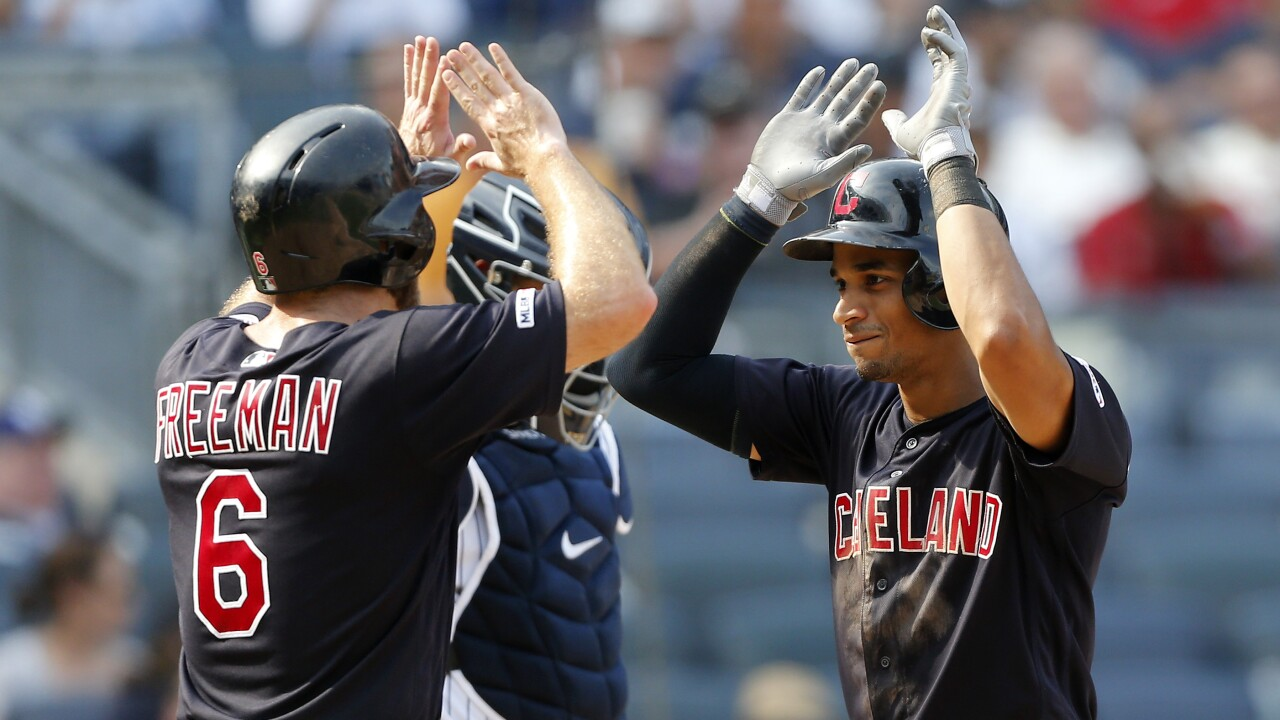 Cleveland Indians v New York Yankees