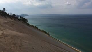 Sleeping Bear Sand Dunes