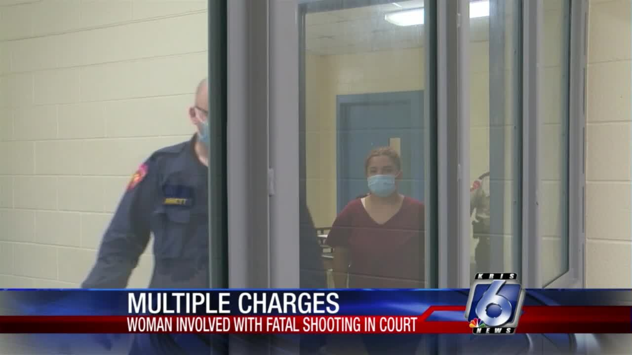 Mercedes Martinez faces a magistrate on Monday morning