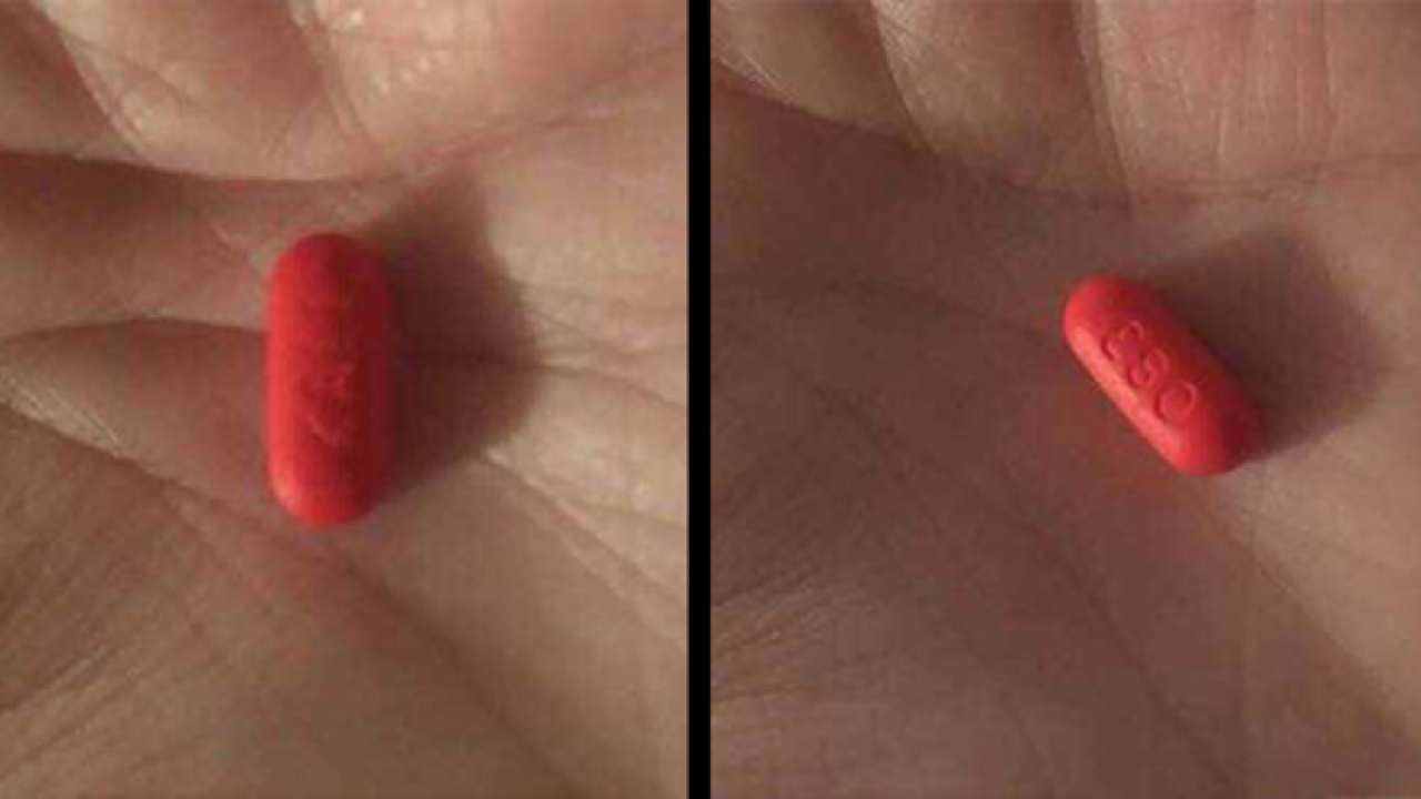 Prescription pill found in Halloween candy