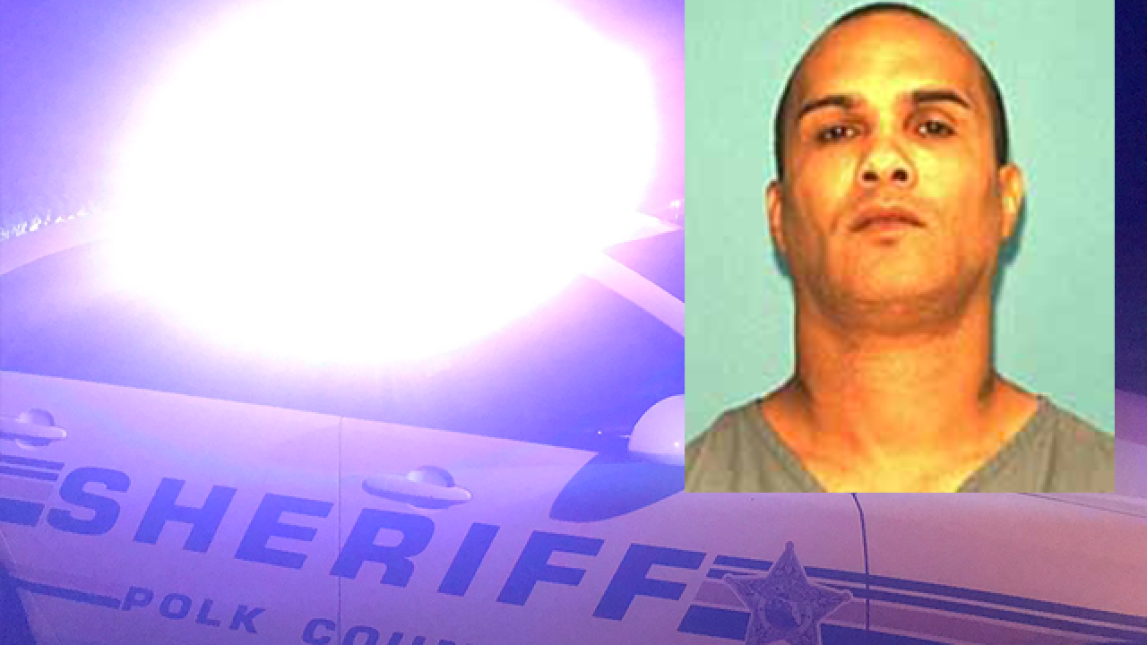 BOLO: Deputies search for murder suspect