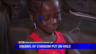 Muskegon mom says talent agency took thousands of dollars and crushed 4-year-old's dream