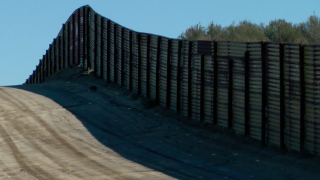 us mexico border wall fence