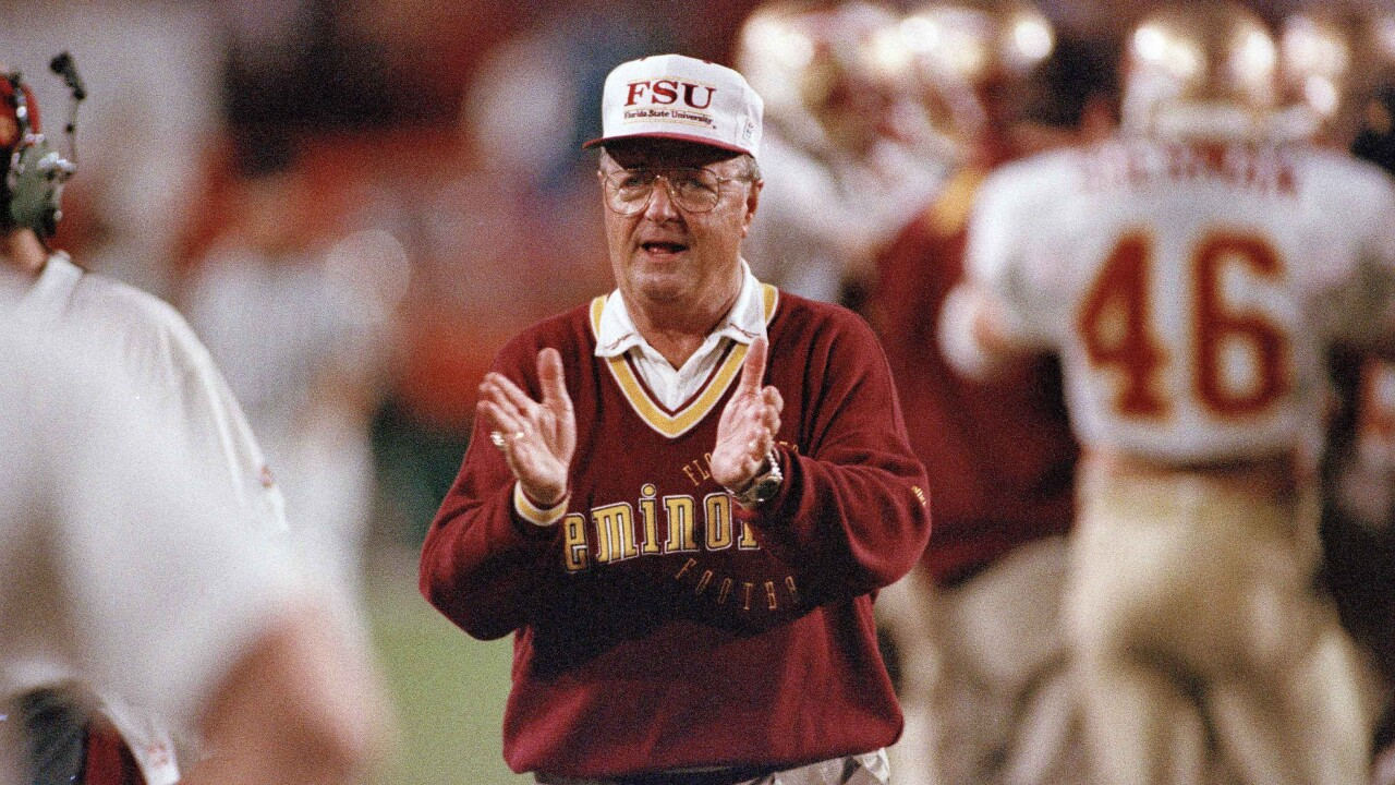Remembering Bobby Bowden as more than a coach
