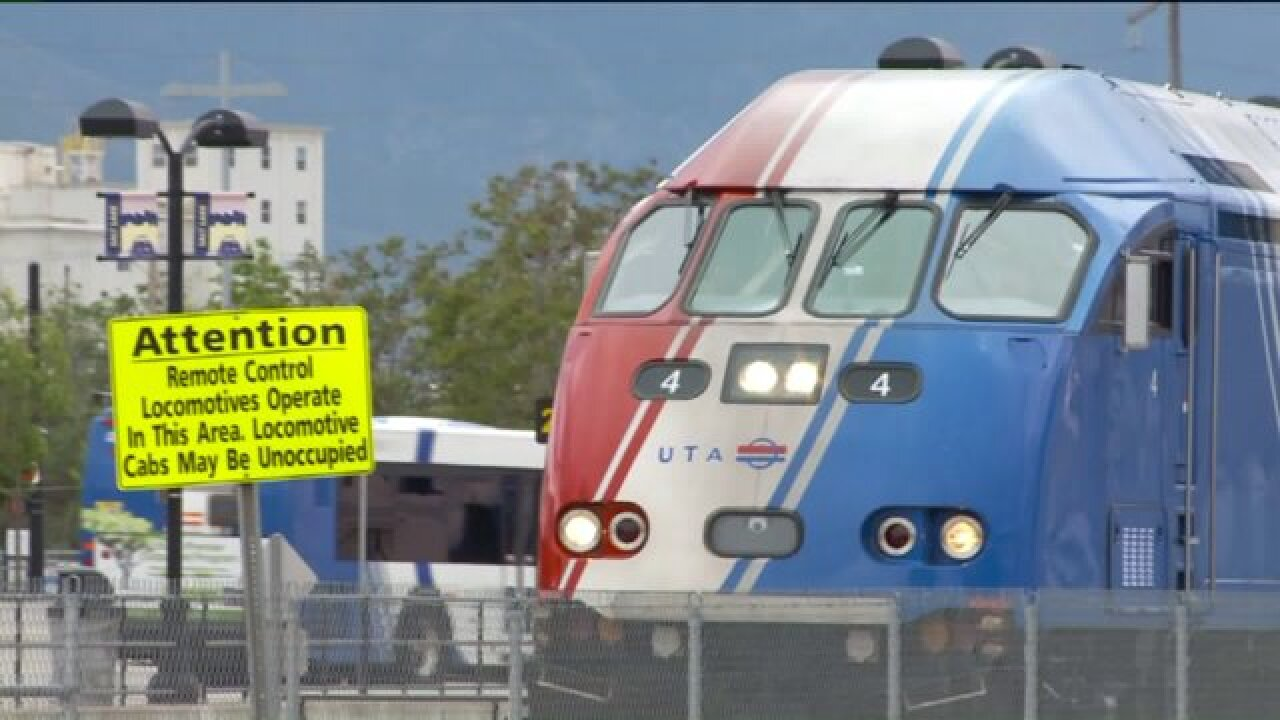 UTA responds after Proposition 1 fails in Utah's two most-populated counties