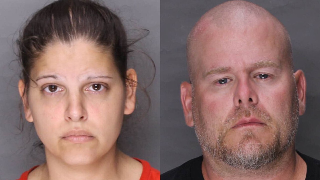 Pennsylvania couple charged with killing 12-year-old son found dead in his own filth