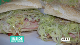 Find Italian Cold Cuts and Sandwiches at Vinaigrette Subs in Downtown Miami!