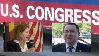 Voters chose between incumbent Democrat Ann Kirkpatrick and Republican challenger Brandon Martin in the race for Arizona's Congressional District 2 in the U.S. House of Representatives.